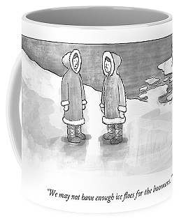 We May Not Have Enough Ice Floes For The Boomers Coffee Mug