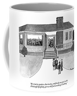 We Tried Six Speakers Coffee Mug