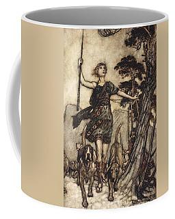 We Will, Fair Queen Coffee Mug