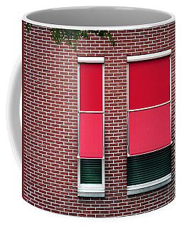 Wearing Red  Coffee Mug