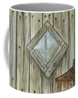 Weathered #1 Coffee Mug