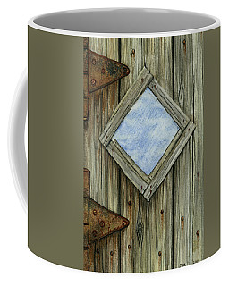 Weathered #2 Coffee Mug