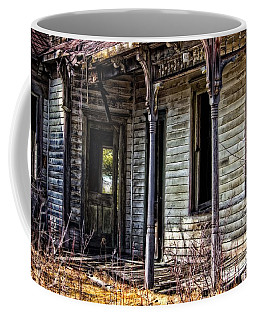 Weathered And Worn Coffee Mug