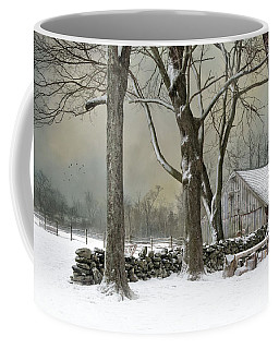 Weathering Coffee Mug