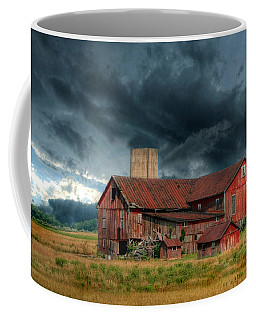 Weathering The Storm Coffee Mug