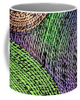 Weaving Universe Coffee Mug by Glenn McCarthy Art and Photography