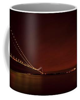 Wednesday Night Lights Coffee Mug