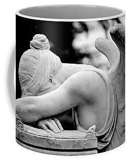 Weeping Angel Coffee Mug by AJ  Schibig