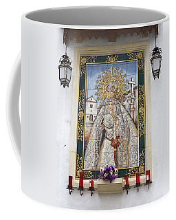Weeping Virgin Coffee Mug