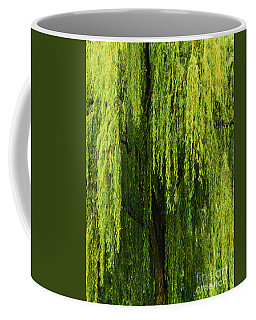 Weeping Willow Tree Enchantment  Coffee Mug