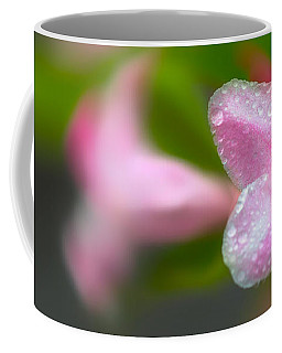 Weigela In Spring Coffee Mug