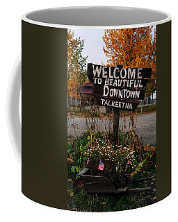 Welcome ... Coffee Mug