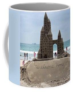 Welcome Home Coffee Mug