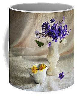 Welcome Spring Coffee Mug