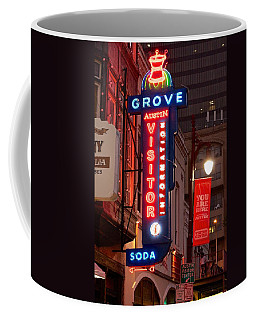 Welcome To 6th Street Coffee Mug