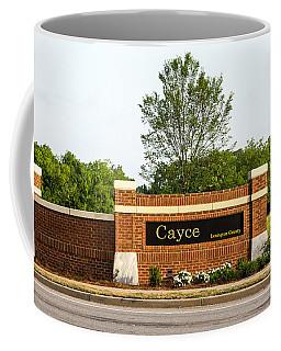 Welcome To Cayce Coffee Mug