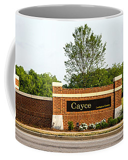Welcome To Cayce Coffee Mug
