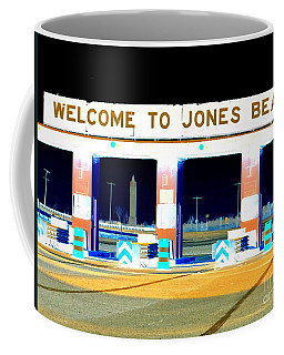 Welcome To Jones Beach Coffee Mug