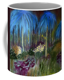 Welcome To The Jungle Coffee Mug by Dick Bourgault