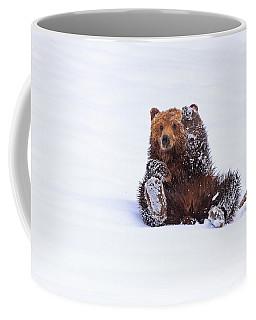 Welcome To Yellowstone Coffee Mug