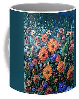 Welcoming The Dawn Coffee Mug