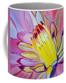 Welcoming The Sun Coffee Mug