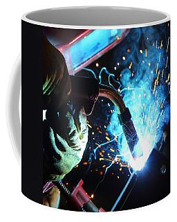 Weld Coffee Mug