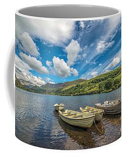 Welsh Boats Coffee Mug