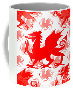 Welsh Dragon Coffee Mug