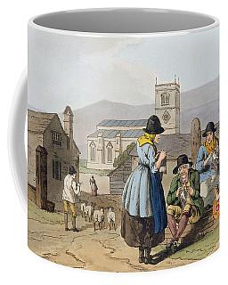 Wensleydale Knitters, From `costume Coffee Mug