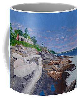 Weske Cottage Coffee Mug