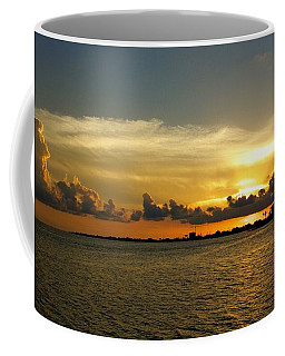 West Bay Sunset Coffee Mug