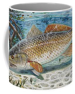 West Coast Red Coffee Mug