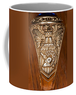 West Point Class Ring Coffee Mug