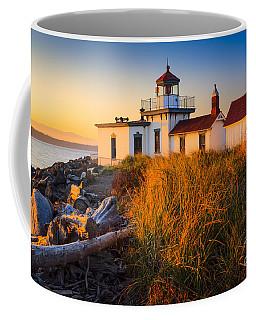 West Point Lighthouse Coffee Mug