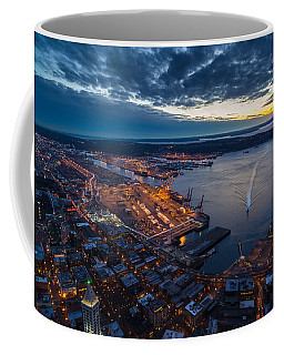 West Seattle Water Taxi Coffee Mug