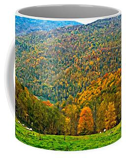 West Virginia High Oil Coffee Mug
