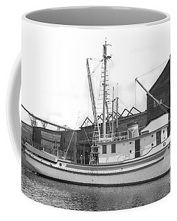 Western Flyer Purse Seiner Tacoma Washington State March 1937 Coffee Mug