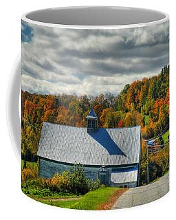 Western Maine Barn Coffee Mug