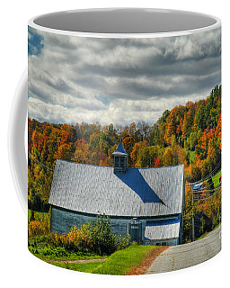 Western Maine Barn Coffee Mug