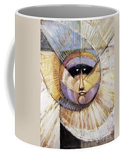 Western Solarmask Coffee Mug