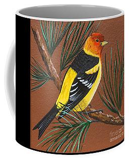 Western Tanager Coffee Mug