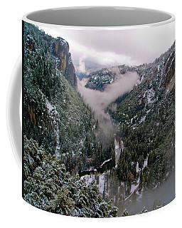 Western Yosemite Valley Coffee Mug