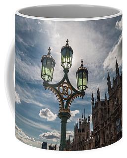 Coffee Mug featuring the photograph Westminster by Matt Malloy