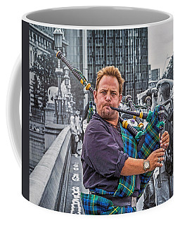 Westminster Piper Coffee Mug