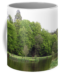 Coffee Mug featuring the photograph Weston Fishery by Jayne Wilson