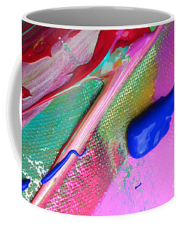 Wet Paint 31 Coffee Mug