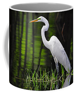 Wetland Wader Coffee Mug