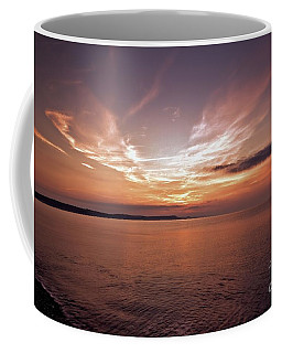 Weymoth Morning Glory Coffee Mug by Stephen Melia