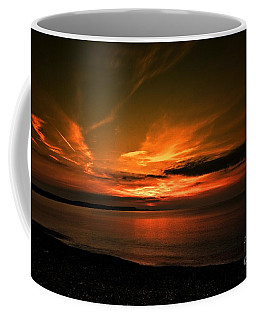 Weymouth  Golden Sunrise Coffee Mug